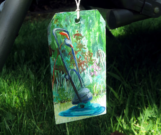 Tags @ Cairnhill Open Gardens event June 2015