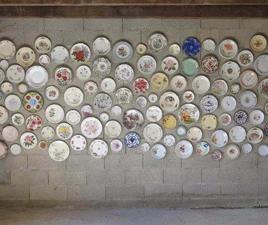flora-wall
